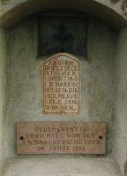 Falkenmoos Gedenkstein