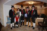 Verleihung der silbernen Verdienstmedaille vom Bund der Tiroler Schützenkompanien