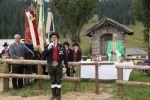 Jubiläumsgedenkmesse auf der Falkenmoosalm