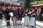 Feier zum 90. Geburtstag von Ehrenhauptmann Alois Weineis
