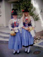 Maria und Sybille